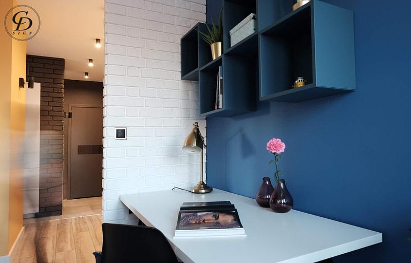 projekt wnętrz mieszkania w katowicach