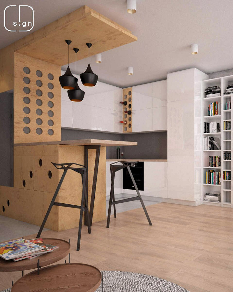projekt wnętrz_kuchnia