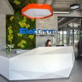 Biura firmy Elektror Airsystems sp. z o.o. w Chorzowie