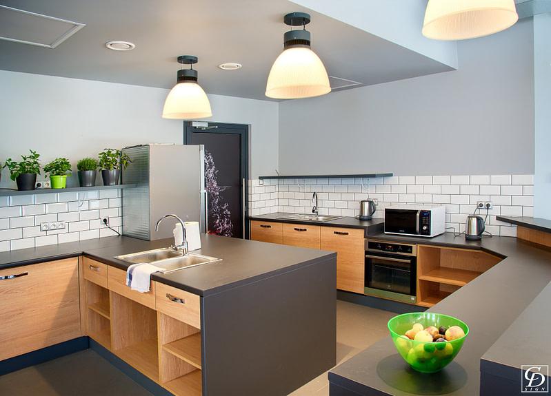 projekt wnętrz kuchni